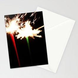 Sparklers Stationery Cards
