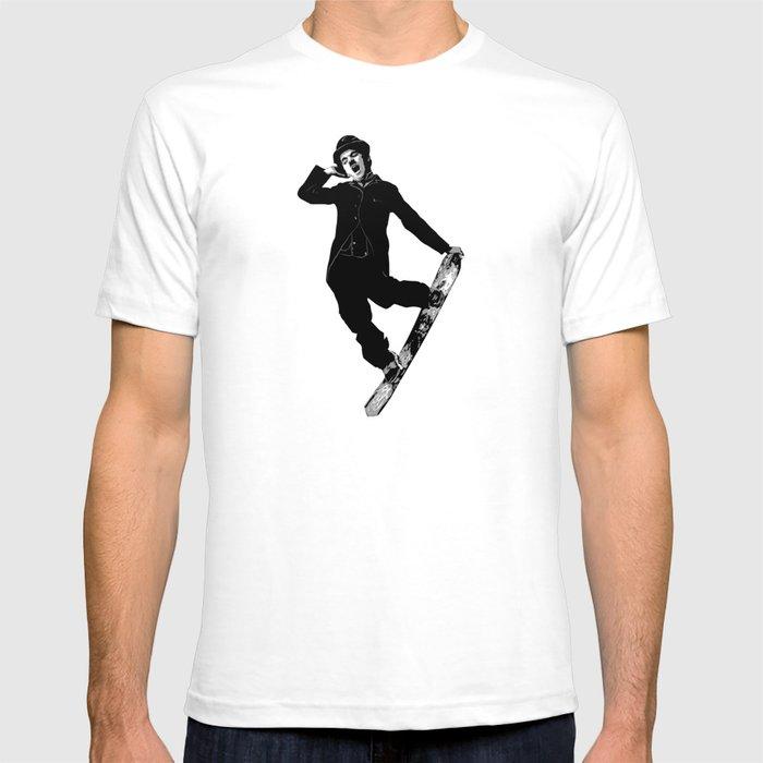 Gnarly Chaplin T-shirt