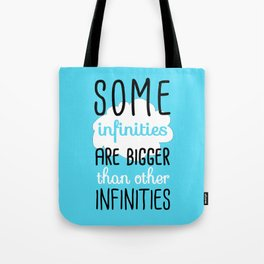 Some Infinities - The Fault In Our Stars Tote Bag