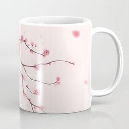 Oriental cherry blossom in spring 002 Coffee Mug