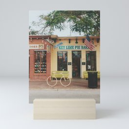 The Original Key Lime Pie Bakery Mini Art Print
