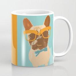 Dapper Frenchman Coffee Mug