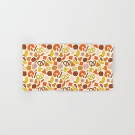 Snacks Hand & Bath Towel
