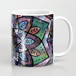 Cosmic Mandala Coffee Mug