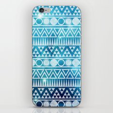 Tribal Ice iPhone Skin