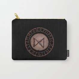 Dagaz - Elder Futhark rune Carry-All Pouch