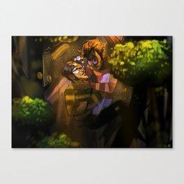 wah Canvas Print