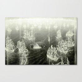 """Fog Bank"" Canvas Print"