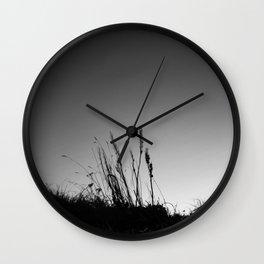Mirrow of Life Wall Clock