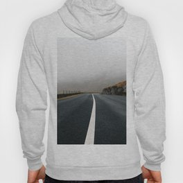 Lonely Road in Ireland Hoody