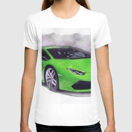 Supercar T-shirt
