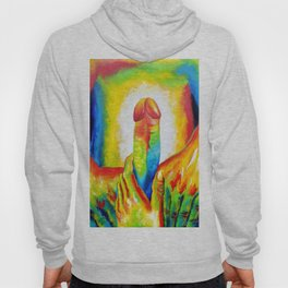 The Colorful Dick Hoody