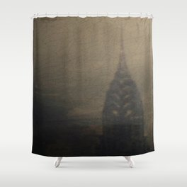 I Dreamt of New York Shower Curtain