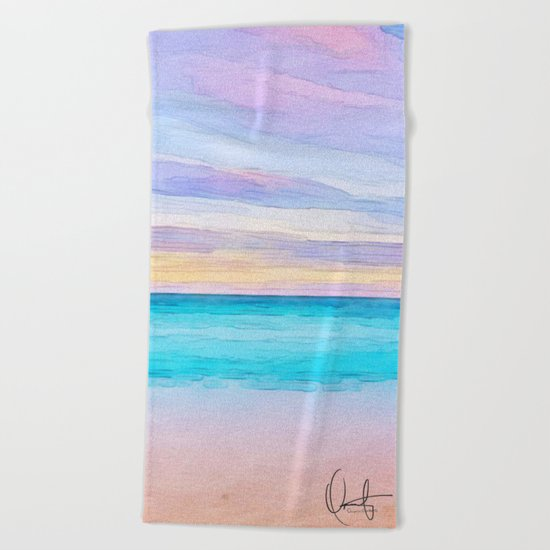 Las Terrenas Beach Towel