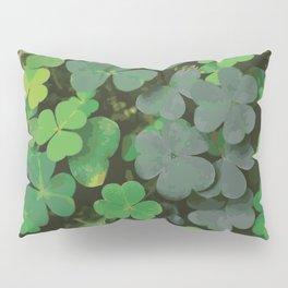 Bed of Clovers Pillow Sham
