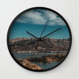 Lake Meads Wall Clock