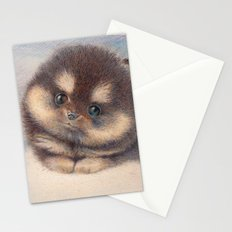 Pomeranian Stationery Cards