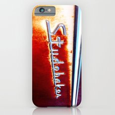 RUSTY CLASSIC Slim Case iPhone 6s