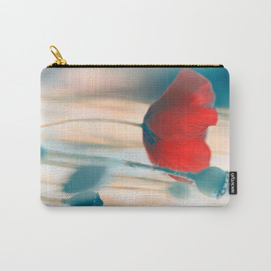 Poppies(radiance). Carry-All Pouch