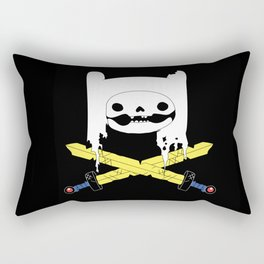Adventure till you die! Rectangular Pillow