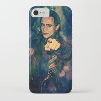 loki iPhone & iPod Cases featuring Loki by Sirenphotos
