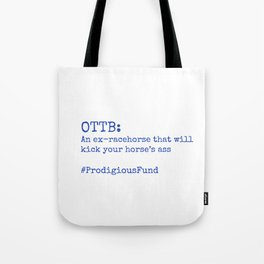 OTTB: Definition Shirt Tote Bag