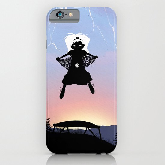 Storm Kid iPhone & iPod Case