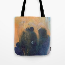 Forest of Endless Sleep Tote Bag