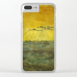 Flux... Clear iPhone Case