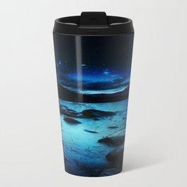 Magical Mountain Lake Travel Mug