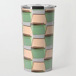 Wild Tiled Travel Mug