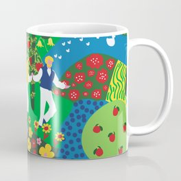 Midsummer Celebration Coffee Mug