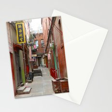 San Francisco's Chinatown Stationery Cards