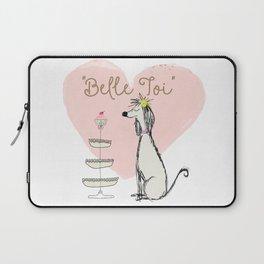 Belle Toi Laptop Sleeve