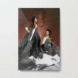 High Altitude. Metal Print