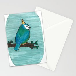 Party Bird Stationery Cards