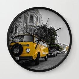 Combi Wall Clock