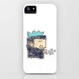 Anemoi iPhone Case