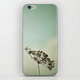Une histoire d'hiver iPhone Skin