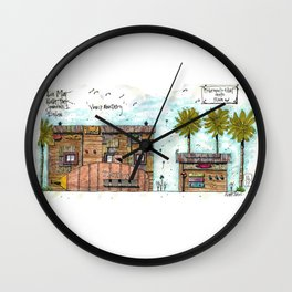 La Mer Water Park Dubai Wall Clock