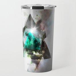 Space, man Travel Mug