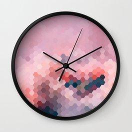 PINKY MINKY Wall Clock