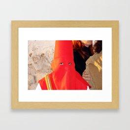 2007 - No KKK I (High Res) Framed Art Print