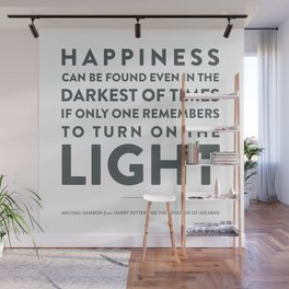 Light - Quotable Series Wall Mural