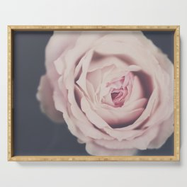 french rose Serving Tray