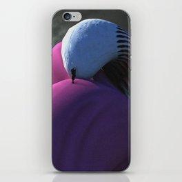 Embrace Hill iPhone Skin