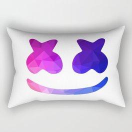 marshmello nebula Rectangular Pillow