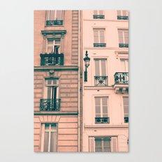 That is, Paris  Canvas Print