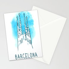 Barcelona 02 Stationery Cards