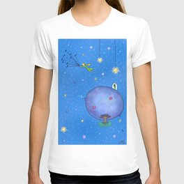 Fly Away Little Prince T-shirt